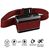 [UPGRADED 2018 Version] Bark Collar with NEW Chip. BEST Dog Automatic Anti-Barking Shock Collar. No Bark Control Device w/5 Levels for Small / Medium / Large Dogs / Electronic Pet Safe Stop Device