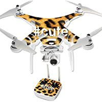 Skin For DJI Phantom 3 Professional – Cute | MightySkins Protective, Durable, and Unique Vinyl Decal wrap cover | Easy To Apply, Remove, and Change Styles | Made in the USA