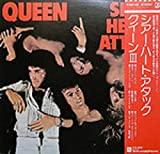 Queen ‎- Sheer Heart Attack Japan Pressing with OBI P-8516E