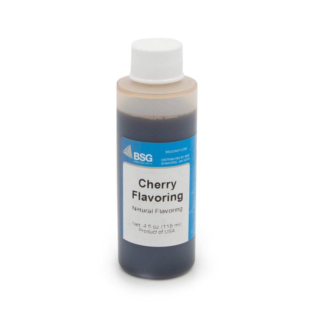 Amazon Cherry Flavoring 4 Oz Beer Brewing Starter Sets
