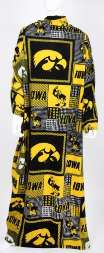 Fabrique Innovations NCAA  Patchwork Snuggie, Iowa Hawkeyes ()