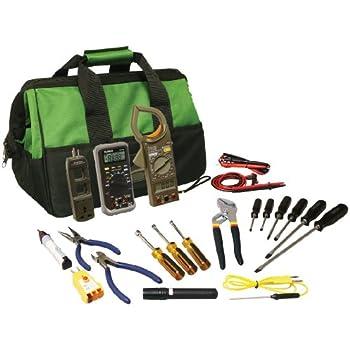 HVAC Technician Master Tool Kit w/ Tool Bag - TK-8200