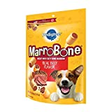 Pedigree Marrobone Dog Treats Real Beef Flavor, 2.97 Lb. Pack, A Great Holiday Dog Treat For Sale