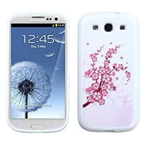 TPU Spring Flowers Soft Cover Gel Skin Case For Samsung Galaxy S3 III i9300 i747 (Accessorys4Less)