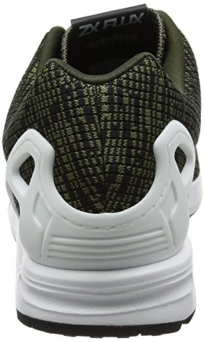 night Zapatillas Verde footwear Flux Black Zx Cargo Adidas White Hombre Para core x1UnYXEEqw