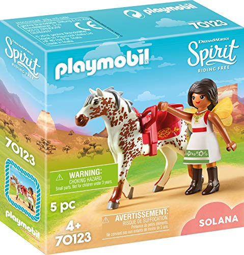 PLAYMOBIL® Spirit Riding Free Vaulting Solana