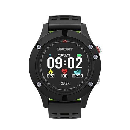 HCWF GPS Smart Watch Altímetro Barómetro Termómetro ...