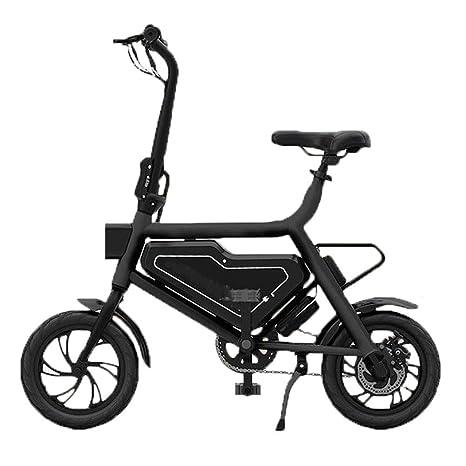 Y&WY Inteligente Bicicleta Eléctricas,Plegable Patinete ...
