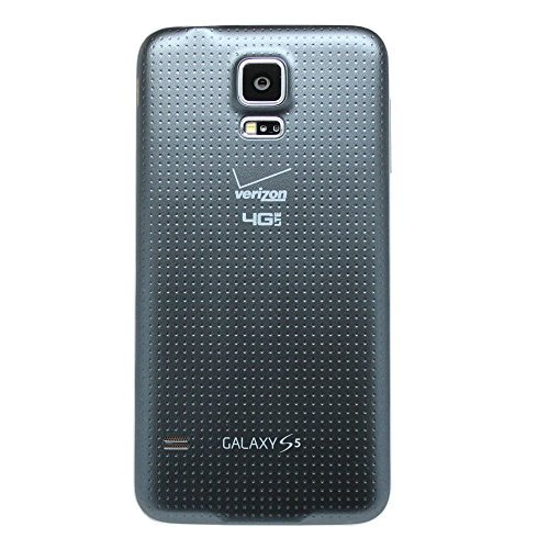 Samsung SM-G900V - Galaxy S5-16GB Android Smartphone Verizon - Black (Renewed) (Best Prepaid Cell Phone Canada)