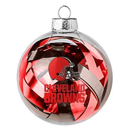 NFL Cleveland Browns Tinsel Ball