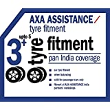 AXA Car Tyre Fitment for 3, 4 or 5 Tyres