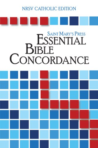 The Saint Mary's Press Essential Bible Concordance