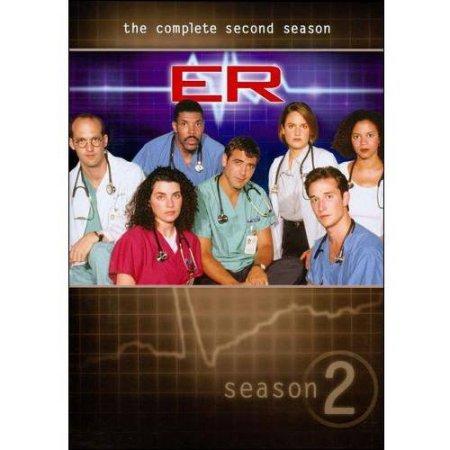 Price comparison product image ER: The Complete Second Season [7 Discs][Widescreen Subtitle] - DVD