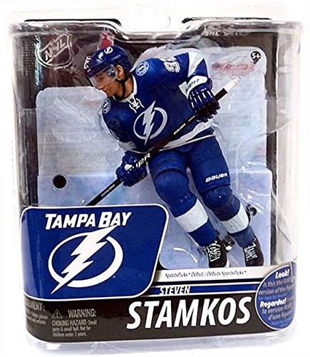 McFarlane Toys NHL Tampa Bay Lightning 2011 Series 29 Steve Stamkos Action Figure ()