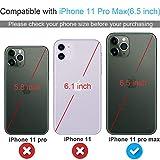 KEZiHOMEiPhone 11 Pro Max Case 6.5