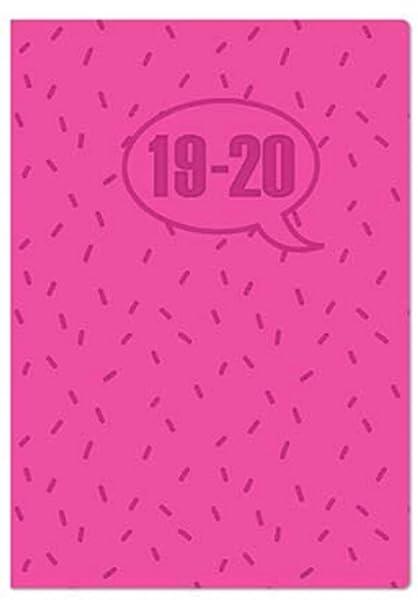2019-2020 - Agenda escolar (A5, vista semanal, tapa flexible ...