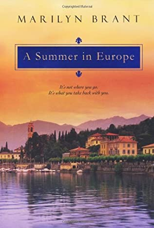 book cover of A Summer In Europe