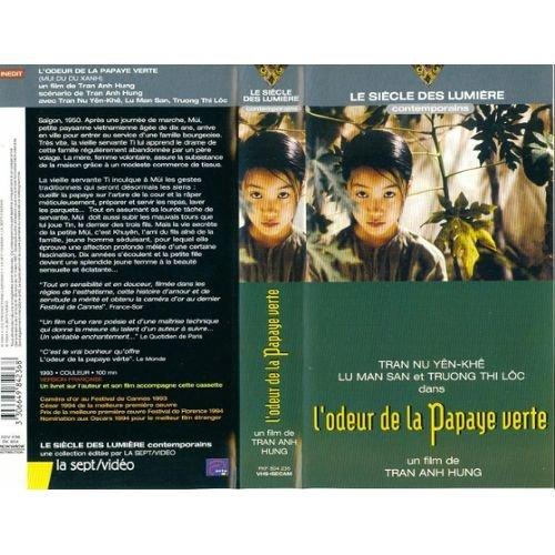 L'Odeur de la papaye verte [VHS]