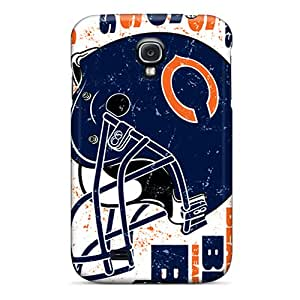Forever Collectibles Chicago Bears Hard Snap-on Galaxy S4 Case