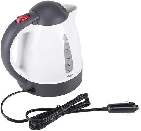 Fdit Portable Car Electric Kettle