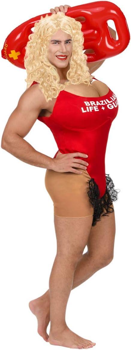 Horror-Shop Bañera Drag Queen Disfraz Masculino M/L: Amazon.es ...