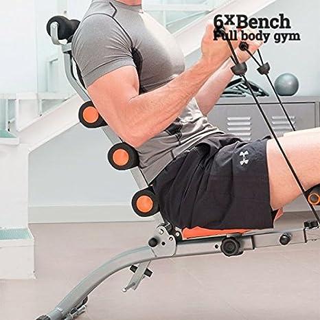 banc de musculation 6xbench avis