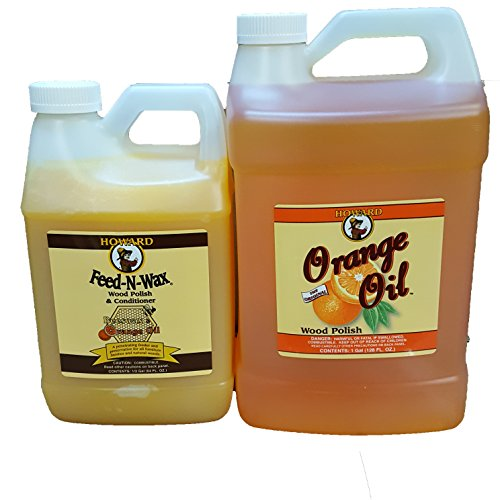 howard-feed-n-wax-1-2-gallon-and-howard-orange-oil-gallon-clean-kitchen-cabinets-wood-cleaner-orange