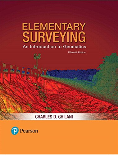 Elementary Surveying: An Introduction to Geomatics Plus Mastering Engineering with Pearson eText -- Access Card Package