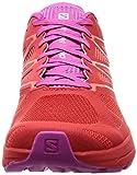 Salomon Sonic Pro Running Shoe - Women's Poppy