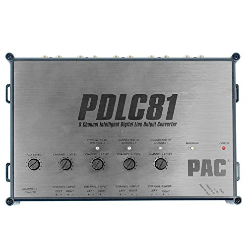 PAC PDLC81 8-Channel Intelligent Digital Line Output Convert