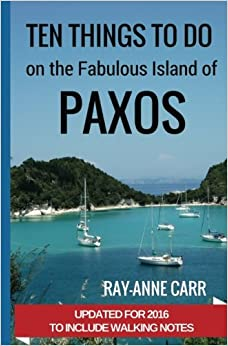 Ten Things to Do on the Fabulous Island of Paxos