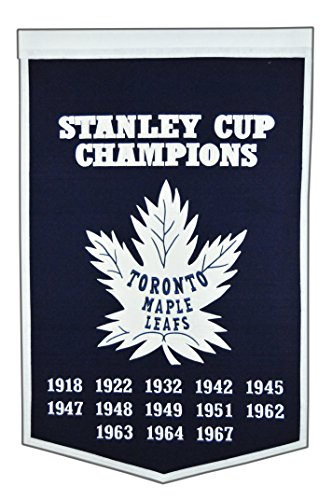 Winning Streak NHL Toronto Maple Leafs Dynasty Banner ()