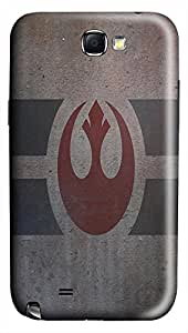 Star Wars Rebel Logo case for samsung galaxy note 2 for girls