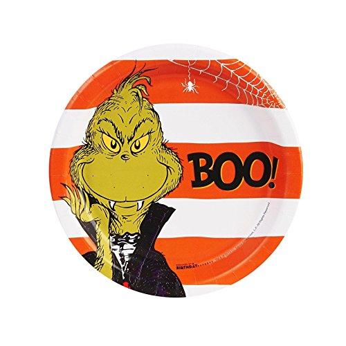 Dr Seuss Halloween Party Supplies - 7