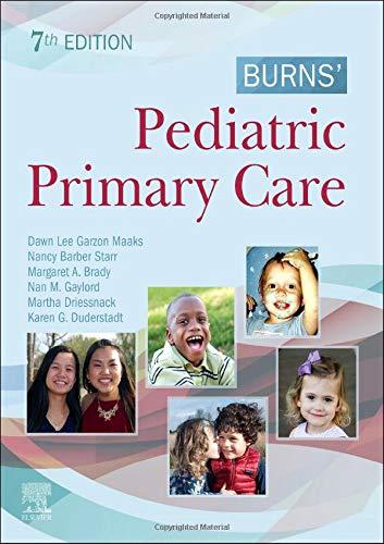 Burns' Pediatric Primary Care