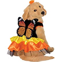 Rubies Costume Co Halloween Classics Collection Pet Costume, Large, Monarch Butterfly