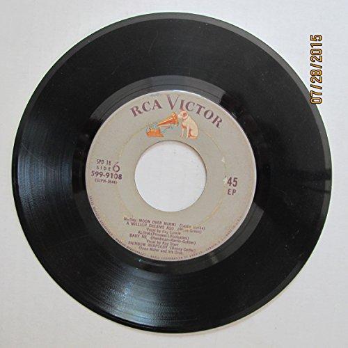 599 Wood (Glenn Miller And His Orchestra Volume One (Part 6): Medley: Moon Over Miami; A Million Dreams Ago; Aloha; Baby Me; Rainbow Rhapsody / Boulder Buff; Sweet Eloise; Caribbean Clipper)