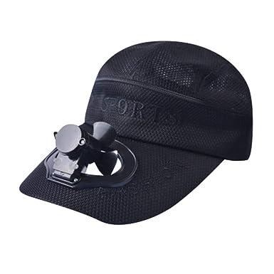 Auiyut - Gorra de béisbol para Hombre y Mujer, con protección para ...