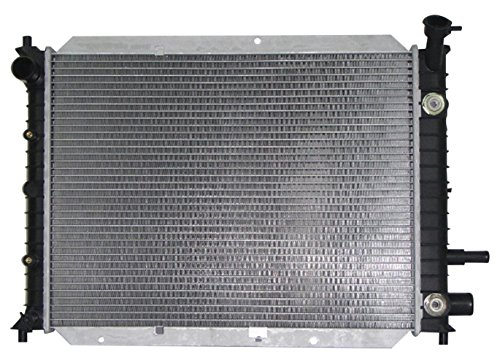 2000 Ford Escort Zx2 - Depo 330-56006-030 Radiator (FORD ESCORT ZX2 2.0L L4 98-03 DOHC, COUPE)