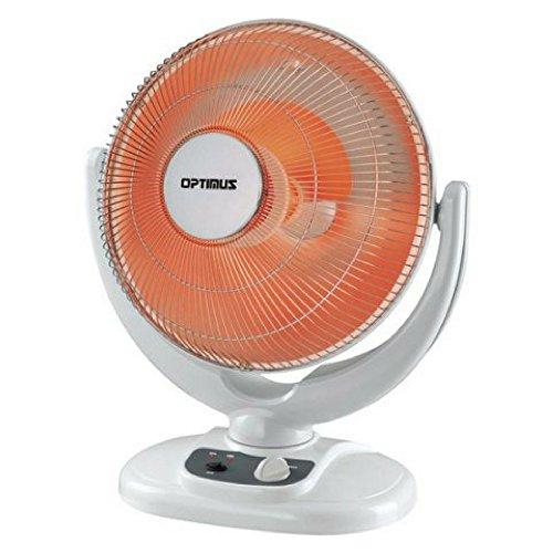 Optimus 14'' Oscillation Dish Heater by Optimus
