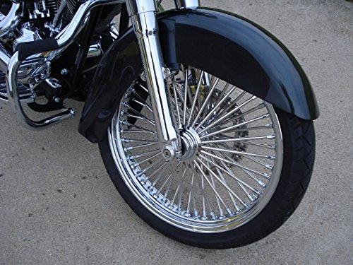 FRONT FENDER W/NO TRIM HOLES FOR HARLEY HERITAGE SOFTAIL 1986 & UP REP # (Harley Davidson Fender Trim)