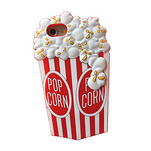3d popcorn iphone 6 case - 1