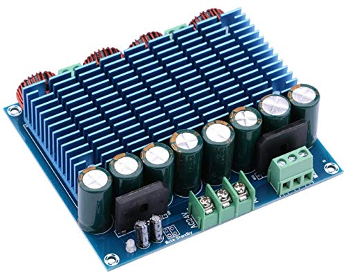 WINGONEER XH-M252 BTL 4V Stereo 420W x 2 TDA8954TH Dual Chip Class D Digital Audio HiFi Amplifier