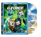 G-Force (Three-Disc DVD/Blu-ray Combo +Digital Copy) by Walt Disney Studios Home Entertainment by Hoyt H. Yeatman Jr.