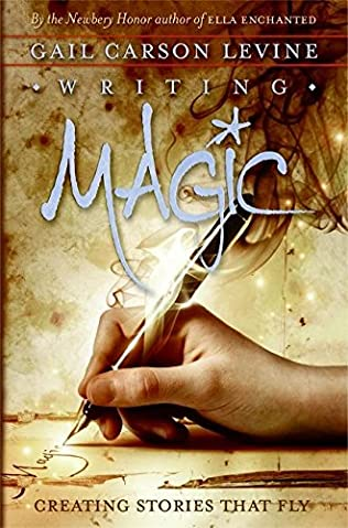 book cover of Writing Magic