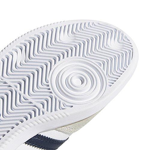 adidas Samba ADV Schuh ftwr white/collegiate navy/gold met.