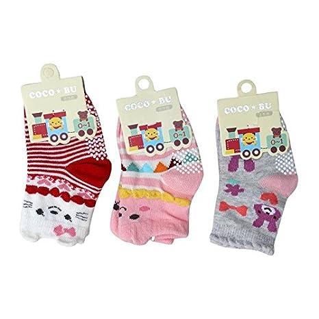 Born Baby Girl Cotton Socks Fancy