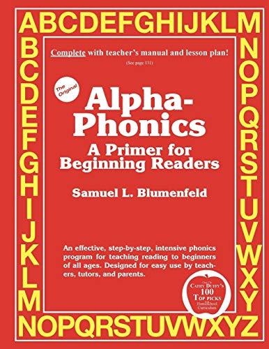 Book : Alpha-Phonics A Primer for Beginning Readers - Sam...