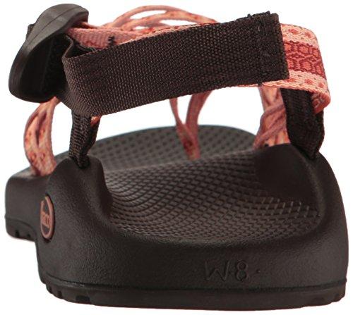 Chaco Kvinna Zx3 Classic Athletic Sandal Java Ingefära