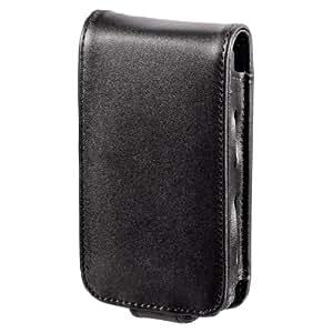 Hama Flap Case for LG Cookie KP500 - Funda (60 x 25 x 130 mm) Negro
